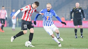 2016-12-17 Cracovia znów bez zwycięstwa. Lech Poznań tylko z punktem