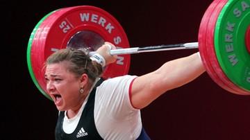 2015-11-29 MŚ w ciężarach: kolejne zwycięstwo Kasziriny w wadze +75 kg