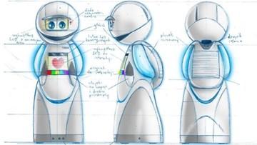 03-12-2016 11:47 Przyjazny robot może pomóc dzieciom w szpitalach