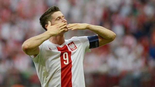 Robert Lewandowski siódmy w plebiscycie The Guardian na piłkarza roku