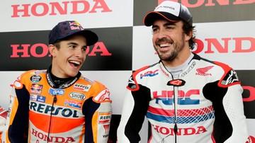 2016-12-06 Rossi, Marquez i Dovizioso brylują na torach