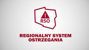 Bezużyteczny Regionalny System Ostrzegania?