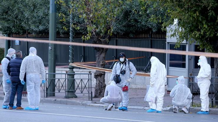 Grecja: wybuch granatu przed ambasadą Francji