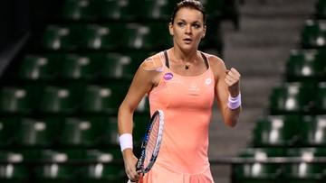 23-09-2016 07:22 Radwańska w półfinale turnieju WTA w Tokio. Pokonała mistrzynię olimpijską