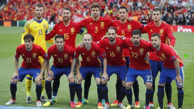 Hiszpania może nie pojechać na mundial!