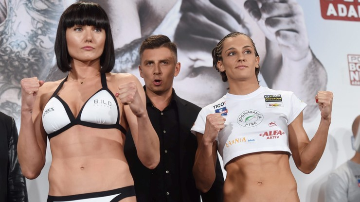Polsat Boxing Night: Brodnicka uderzyła Piątkowską?! Sprawa trafia na policję