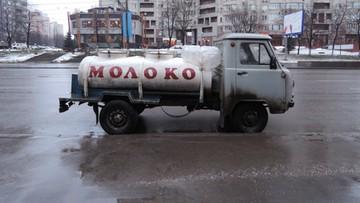 21-06-2016 21:33 Mleko fałszowane przy pomocy gipsu i kredy. Horror żywnościowy w Rosji
