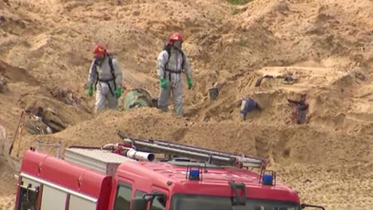 Kolejne beczki z chemikaliami znalezione w Wielkopolsce