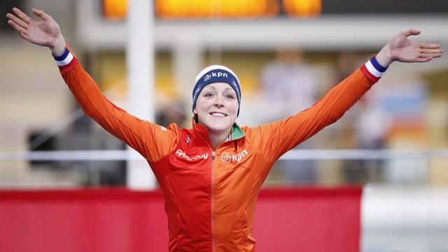 MŚ w łyżwiarstwie szybkim - kolejny złoty medal Jorien ter Mors