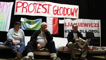 10-01-2017 11:52 Bochenek: wojewoda opolski jest w stałym kontakcie z protestującymi w Dobrzeniu Wielkim