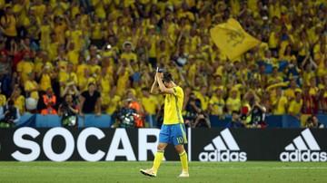 Ibrahimovic pożegnał się z reprezentacją i kibicami