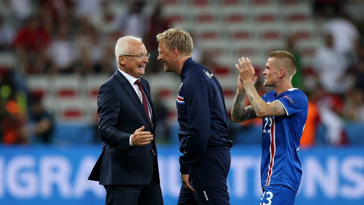 Trener Islandii: Chcemy pójść w ślady Leicester City