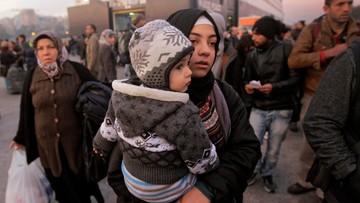12-02-2016 23:04 Od początku roku do Europy przybyło 80 tys. uchodźców