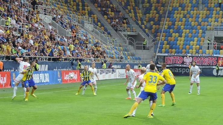 Chojniczanka wygrała w Gdyni