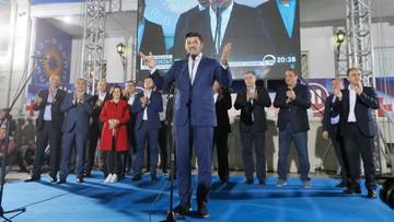 08-10-2016 20:22 Exit poll: w Gruzji wygrywa partia rządząca