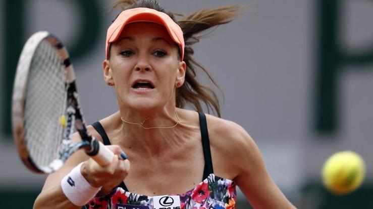 Radwańska niżej w rankingu WTA
