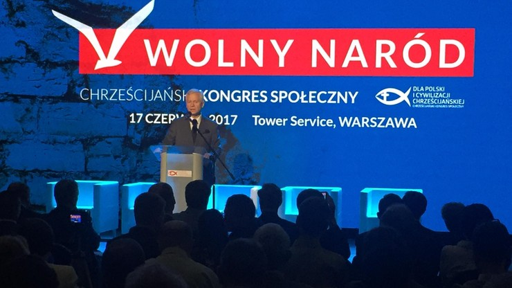 Debata o kierunku zmian konstytucyjnych na kongresie środowisk katolicko-prawicowych w Warszawie