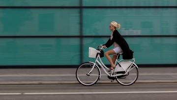 20-04-2016 10:06 15 proc. Polaków jeździ rekreacyjnie na rowerze. Codziennie co piąty z nich