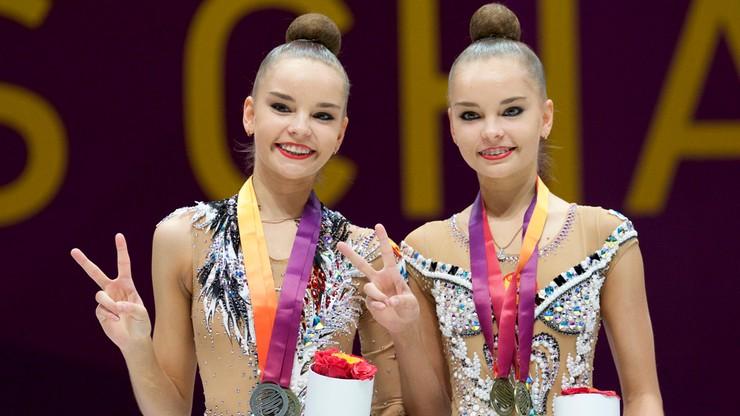 2017-05-22 Bliźniaczki podzieliły się złotem!