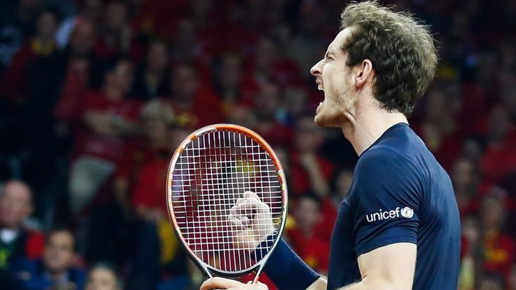 Puchar Davisa: Brytyjczycy triumfują po raz dziesiąty