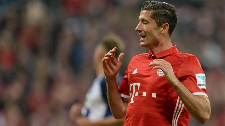 Bayern ograł Herthę. Przerwana seria Lewandowskiego