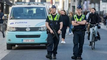 23-03-2017 19:25 Belgia: mężczyzna zatrzymany w Antwerpii najpewniej był pijany