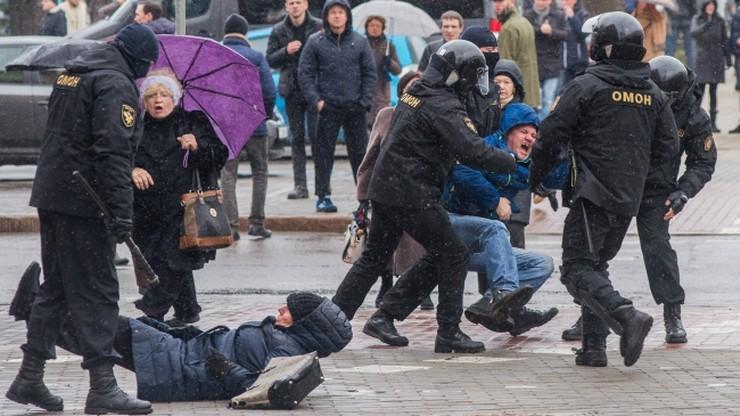Polscy dziennikarze wstawili się za kolegami po fachu aresztowanymi na Białorusi