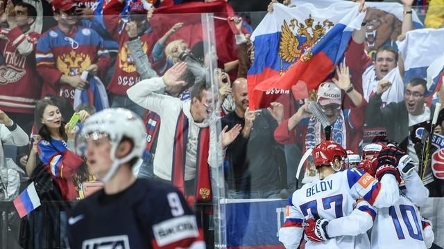 MŚ w hokeju: pora na ostateczne rozstrzygnięcia