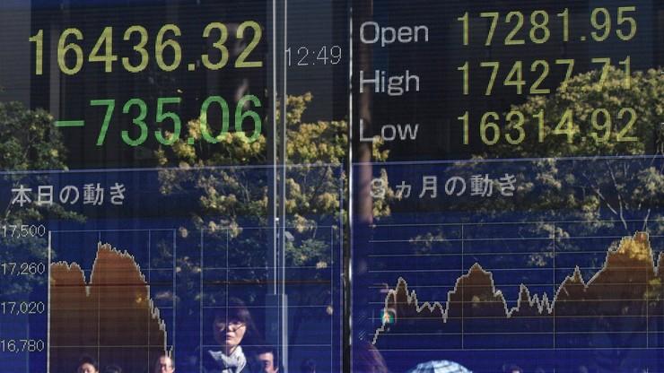 Dolar, peso, giełdy tracą, gdy Trump coraz bliżej prezydentury