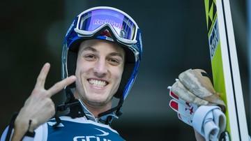 2017-02-17 MŚ Lahti 2017: Schlierenzauer w kadrze Austrii