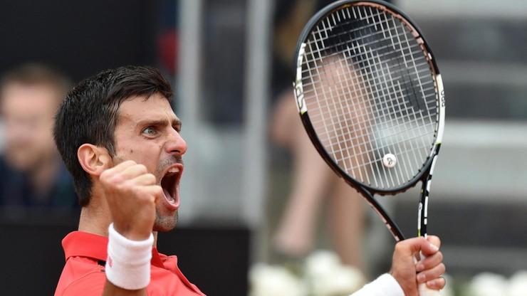 ATP w Rzymie: Djokovic pokonał Nadala