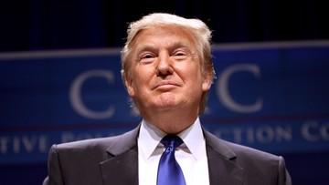 28-03-2017 17:36 Donald Trump wzywa do zbadania rosyjskich powiązań rodziny Clintonów