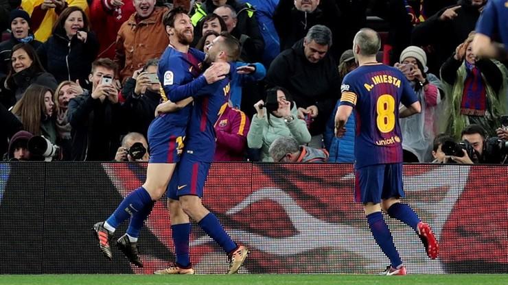 Triumf Barcelony, kolejny rekord Messiego!