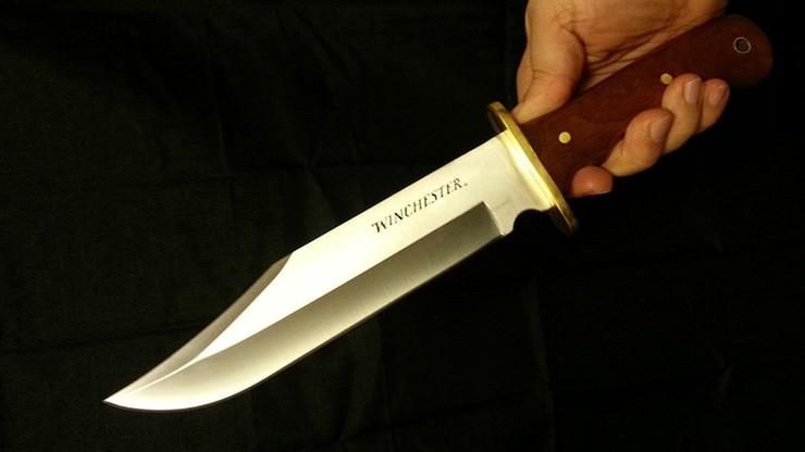 Nożownik z Rybnika zatrzymany