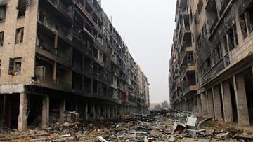 14-12-2016 07:50 Ewakuacja Aleppo opóźniona, opozycja obwinia szyickie milicje
