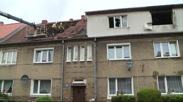 Nie żyje poszkodowany w pożarze kamienicy w Słupsku
