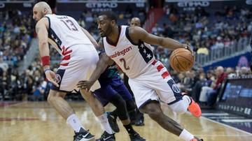 2016-12-15 NBA: Przebudzenie Gortata i dziesiąta wygrana Wizards