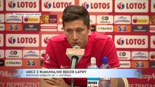 Mecz z Rumunią nie będzie łatwy - spotkanie odbędzie się 11 listopada