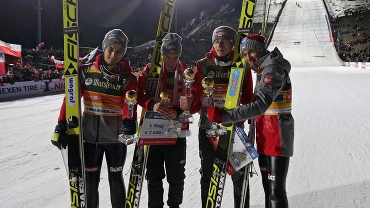 Polacy najlepsi! Wygrali konkurs drużynowy w Willingen