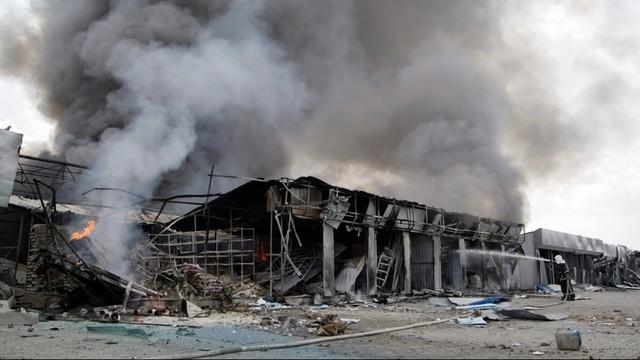 Sondaż: Wydarzenia w Donbasie to wojna z Rosją