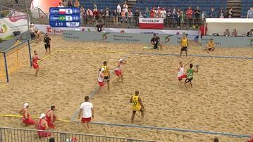 2017-07-28 The World Games: Polacy poza podium w piłce ręcznej plażowej