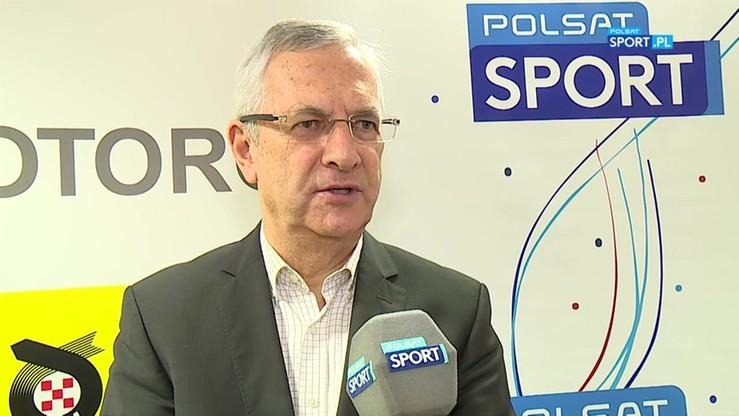 2017-04-07 Prezes PZMot: Cieszę się, że żużel wraca do Polsatu