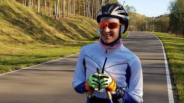 2016-10-28 Domraczewa wznowiła treningi niespełna miesiąc po porodzie