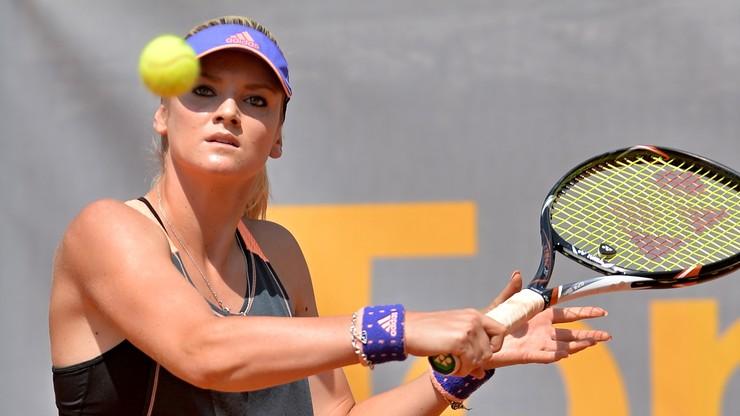 Turniej WTA w Quebecu: Martincova z Davis w półfinale