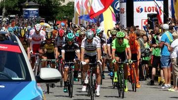 2017-07-29 Tour de Pologne: Sagan zwycięzcą pierwszego etapu