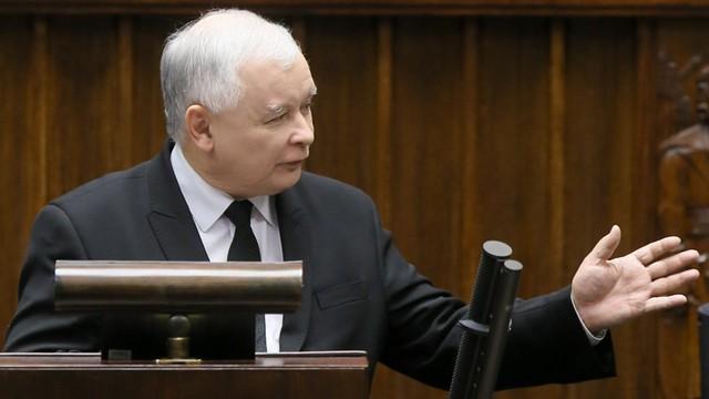 Kaczyński o Tusku: nie jest w interesie Polski, by ktoś taki był przewodniczącym RE