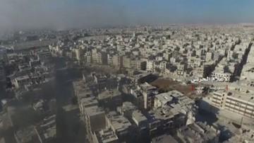 2016-12-07 Asad blisko zwycięstwa. Syryjska armia przejęła wszystkie części starego Aleppo