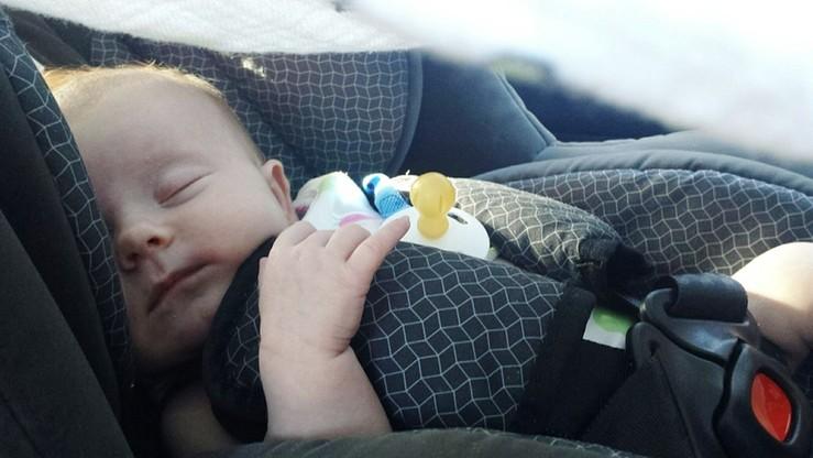 RPD: nie zostawiajmy dziecka samego w samochodzie