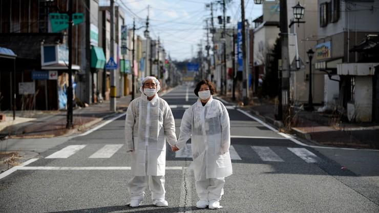 Szósta rocznica trzęsienia ziemi i tsunami w Fukushimie
