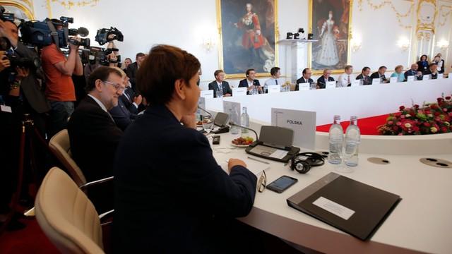 PO: Niech Szydło na szczycie UE działa na rzecz solidarności europejskiej